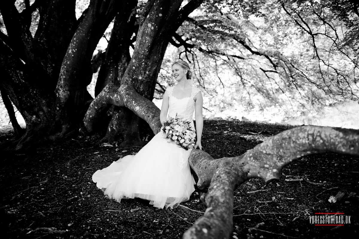Mange bryllupsfotografer i Aalborg arbejder med pakketilbud