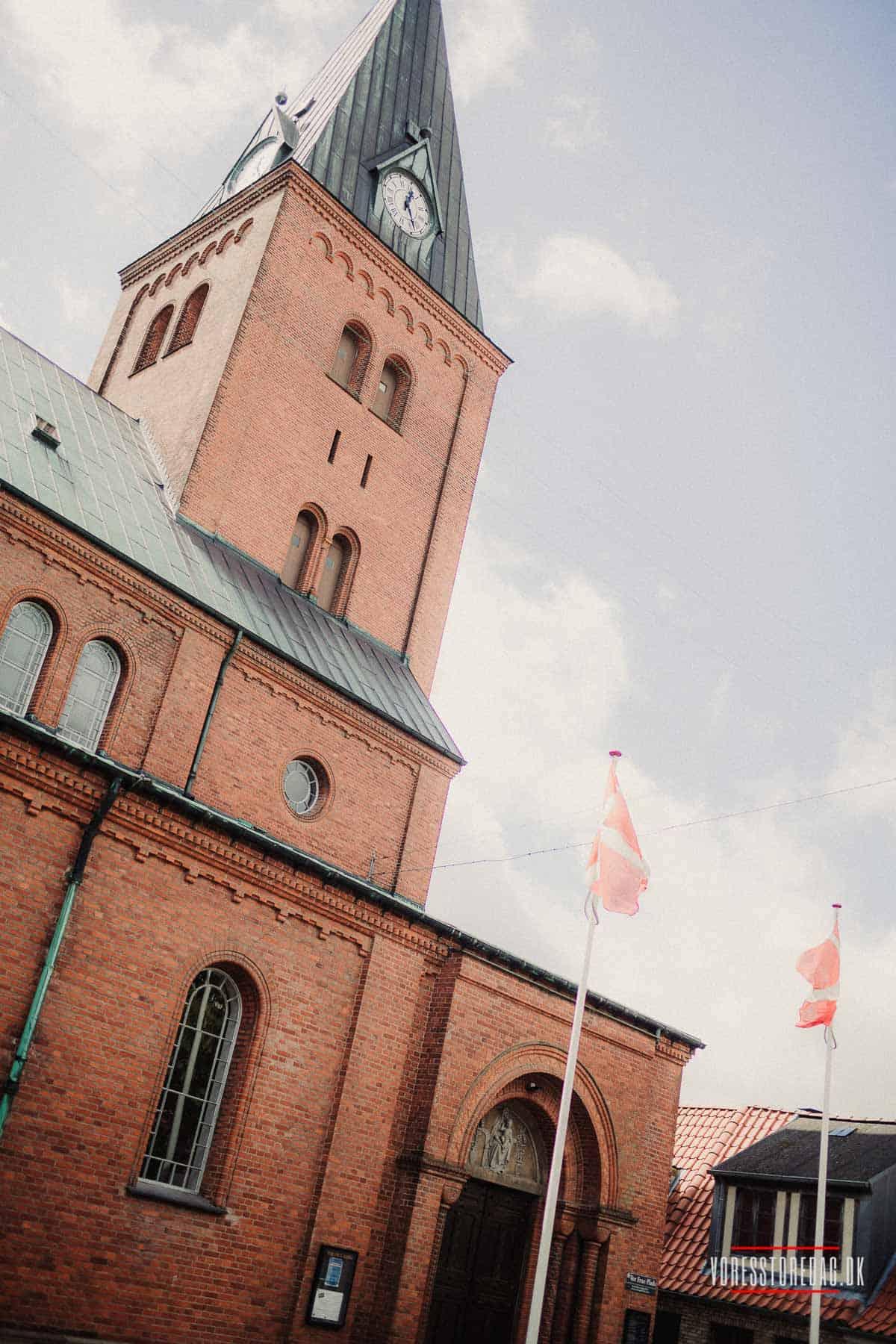 Vielse i Vor Frue kirke i Aalborg C