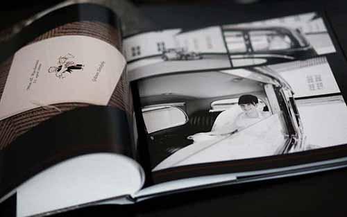 bog fra bryllup