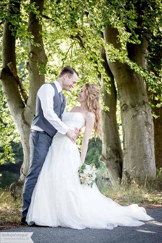 bryllup i Kolding
