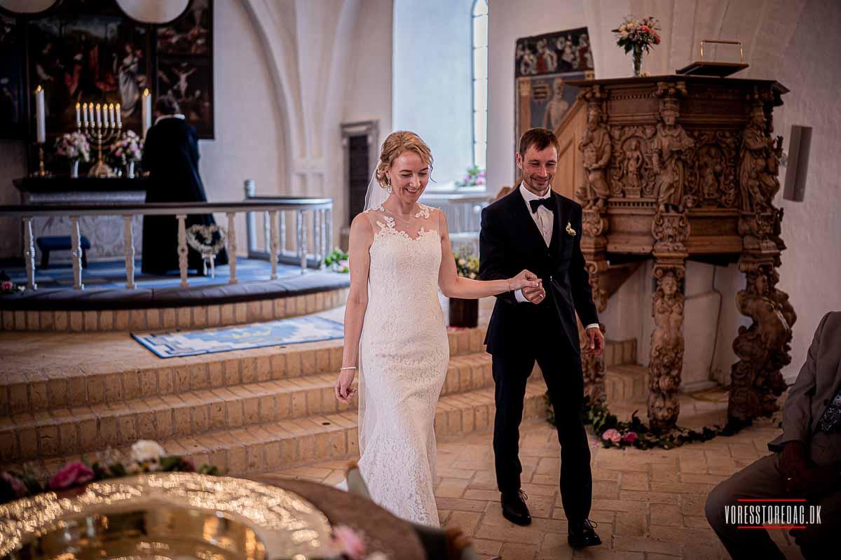 Feststeder til bryllup