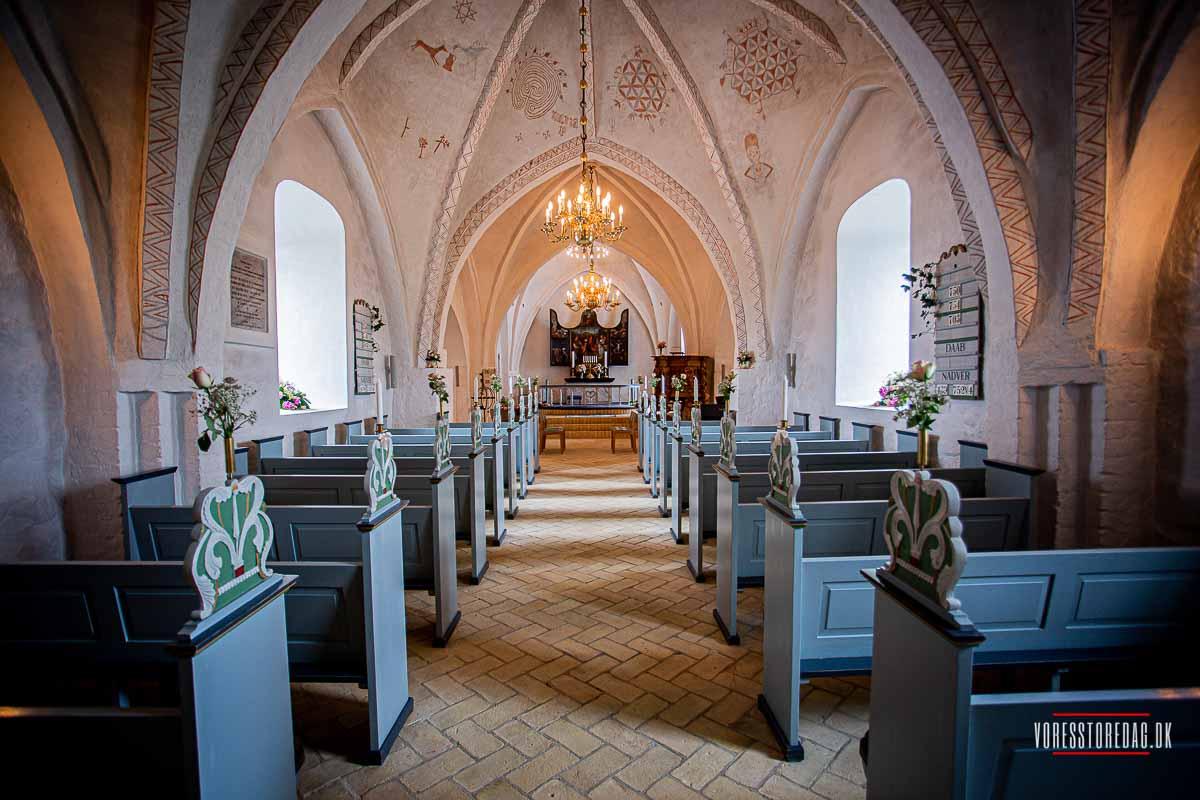 Hesselager Kirke i ja, Hesselager på Fyn