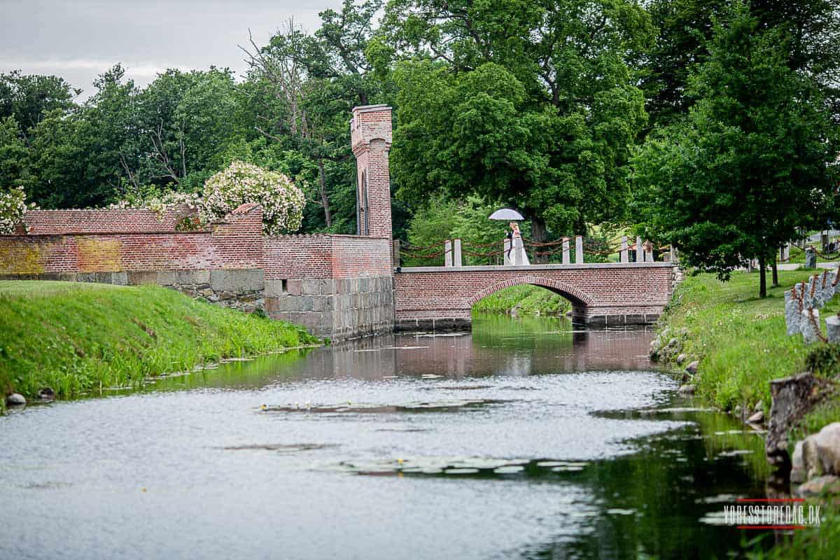 Sommer på Fyn og Broholm Slot