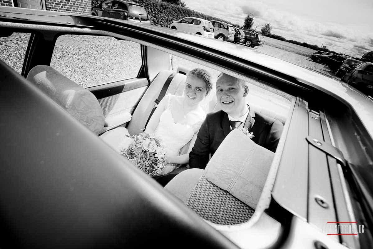 Jeg kører til bryllupsfester i hele Danmark