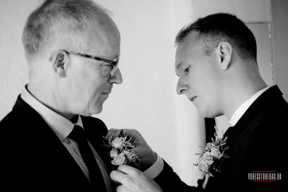 bryllup på vestkysten