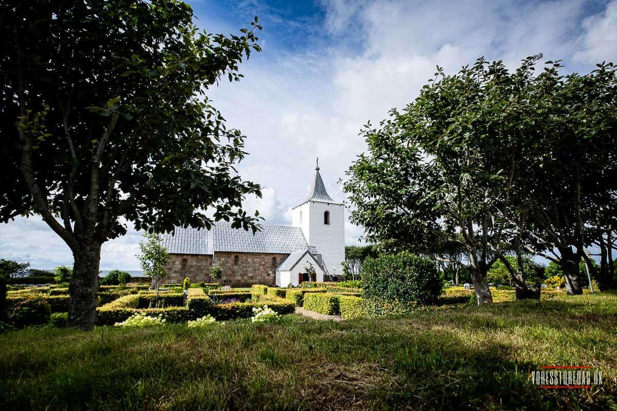 Gammel sogn kirke
