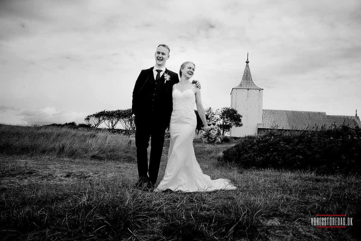 fotograf bryllup ringkøbing