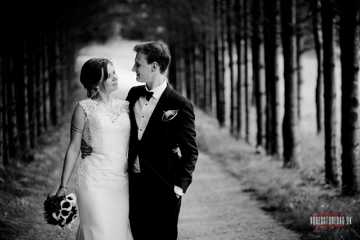 Danmarks mest unikke bryllupslokationer, bryllupslokaler og selskabslokaler til jeres bryllup