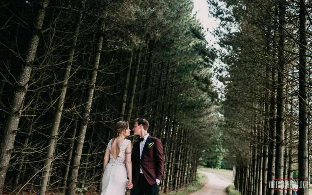 Lübker Golf Resort bryllup