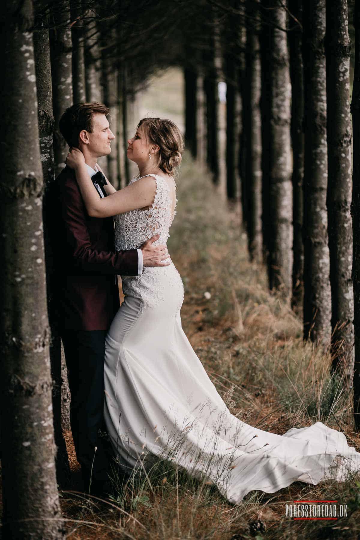 Lubker Golf Resort bryllupsfoto
