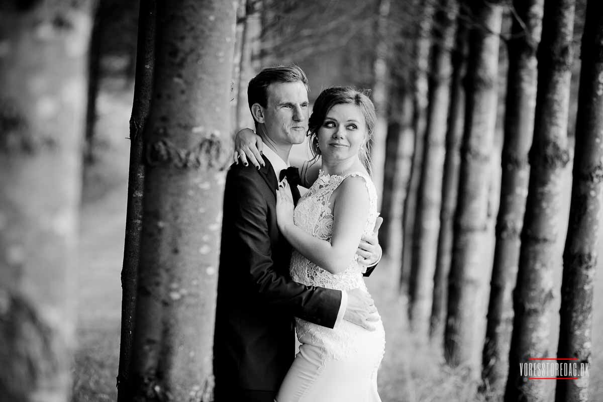 Lubker Golf Resort bryllupsfotografi