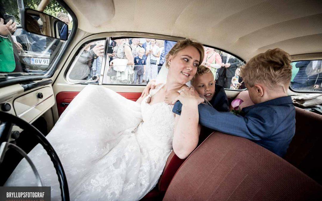 Bryllup Hjørring