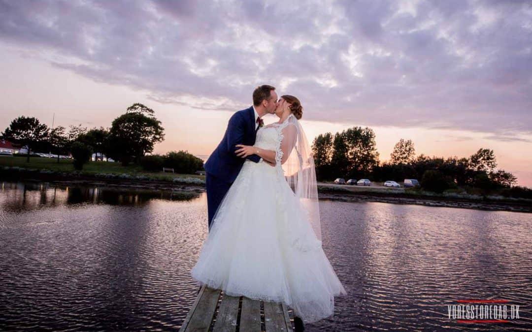 Bryllup Sabro ved Aarhus