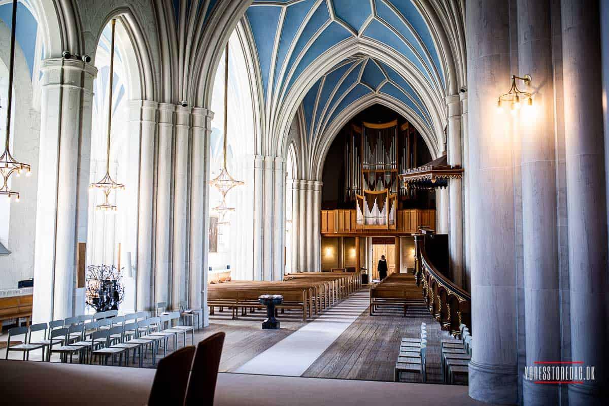 bryllupslokationer vi har haft kig på i København og på Sjælland