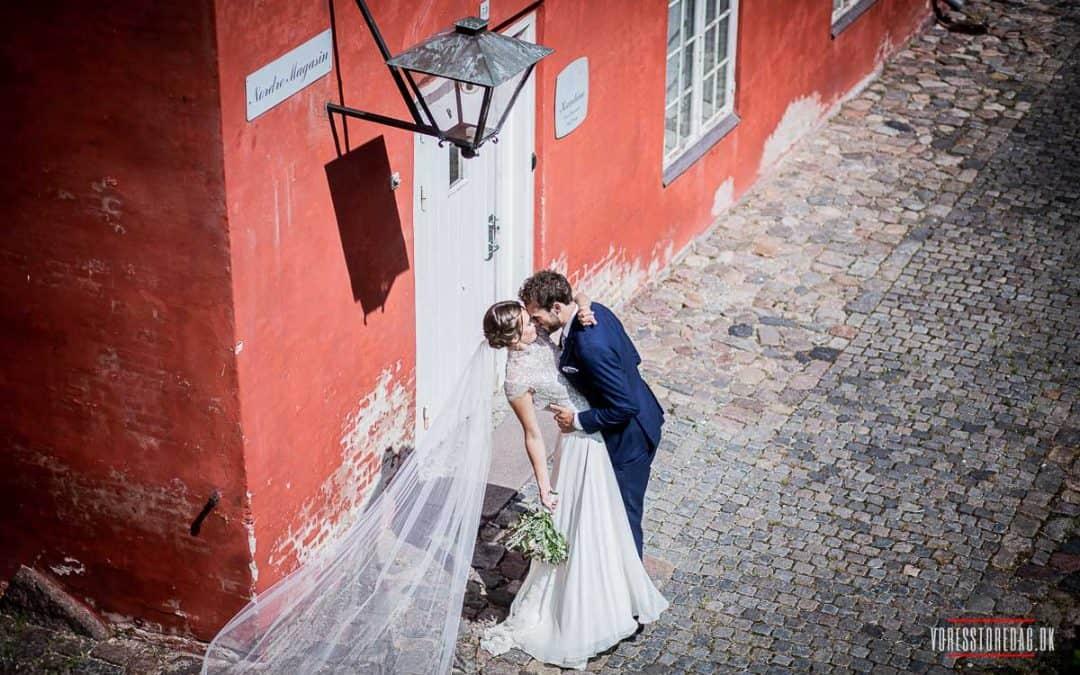 Bryllup Kastellet KBH