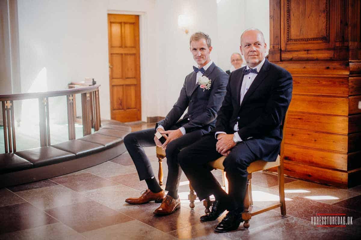 Flere billeder af bryllup nordjylland