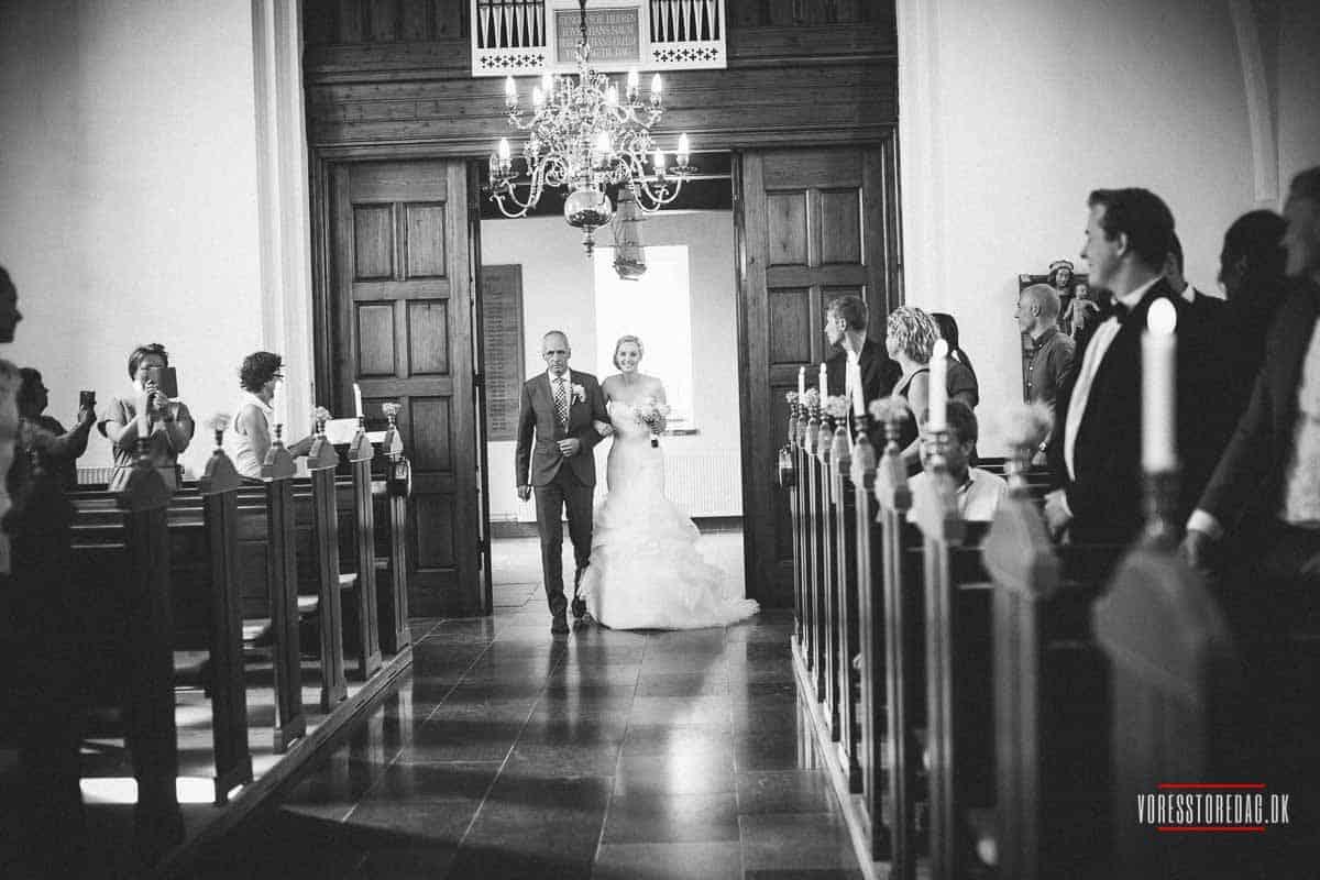 Billeder af bryllup nordjylland