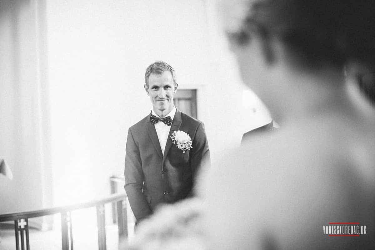 Bryllups fotografering. Det perfekte bryllup findes