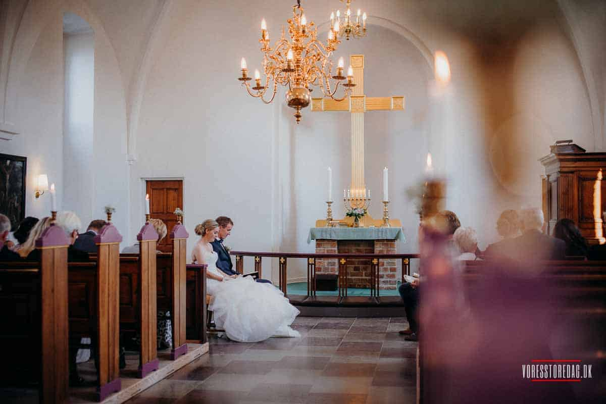 Steder at holde Bryllup nær Aalborg