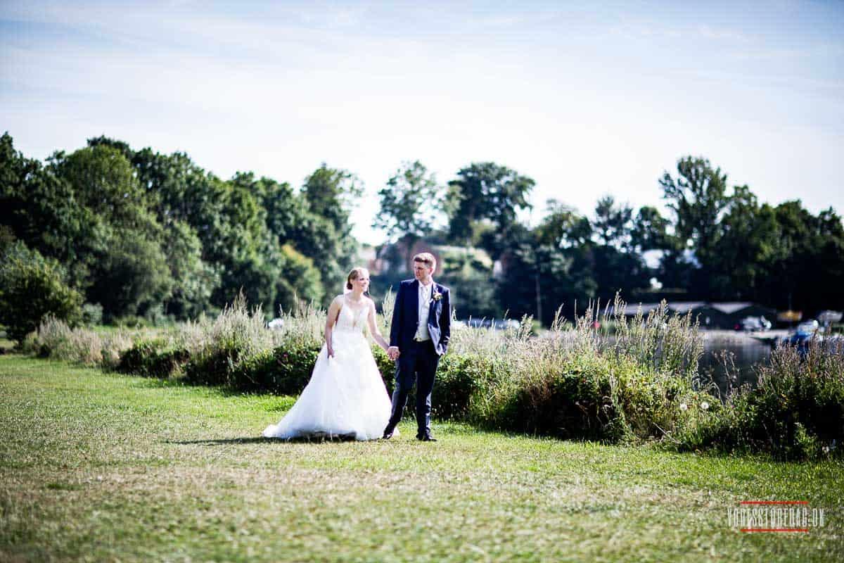Få et mindeværdigt bryllup - Idylliske natur omgivelser