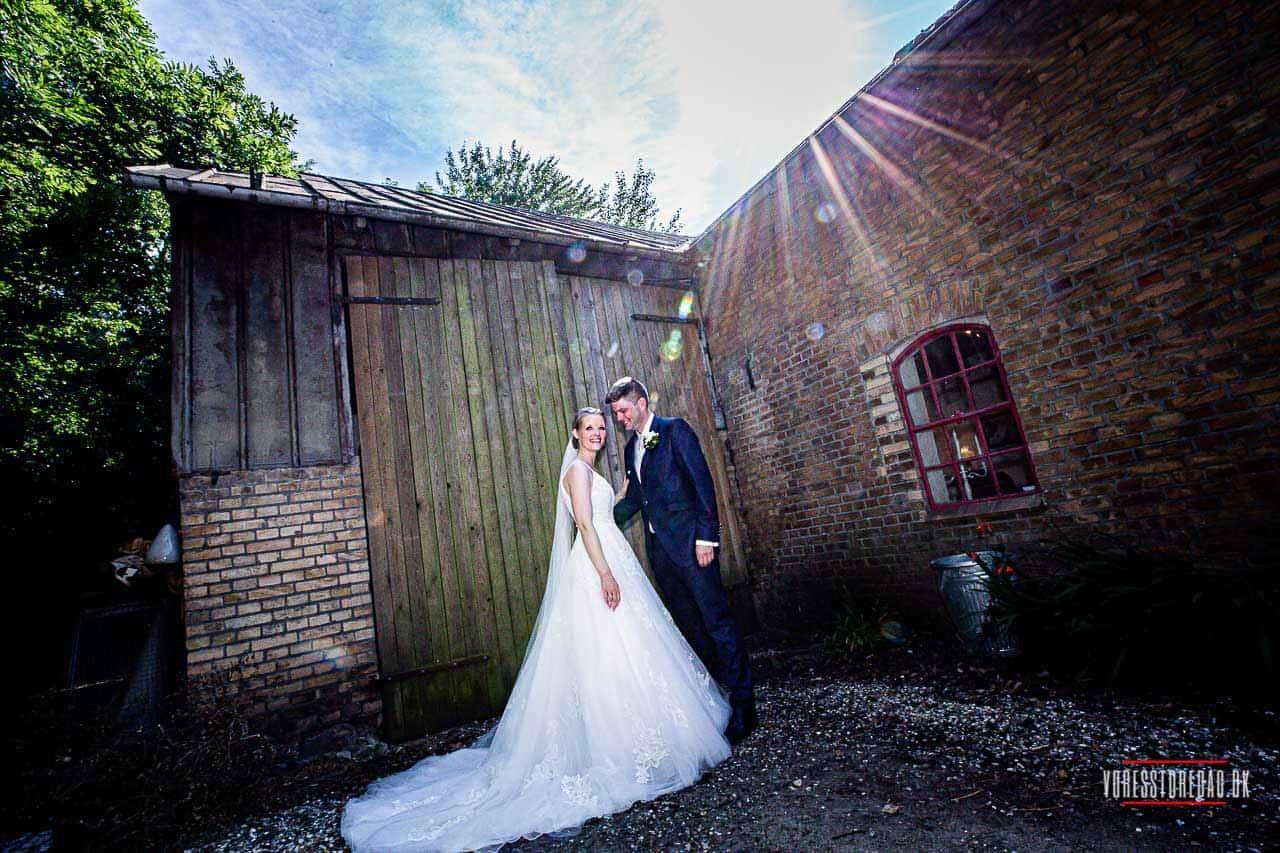 Dyvig Badehotel bryllup
