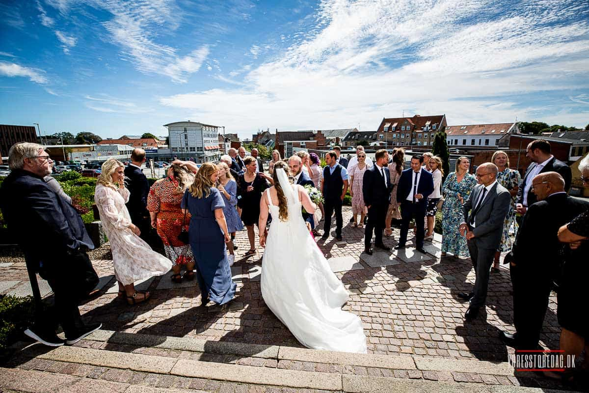 Billeder af bryllup hjørring