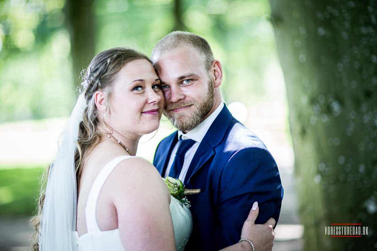 bryllupsbilleder, Hjørring, bryllup