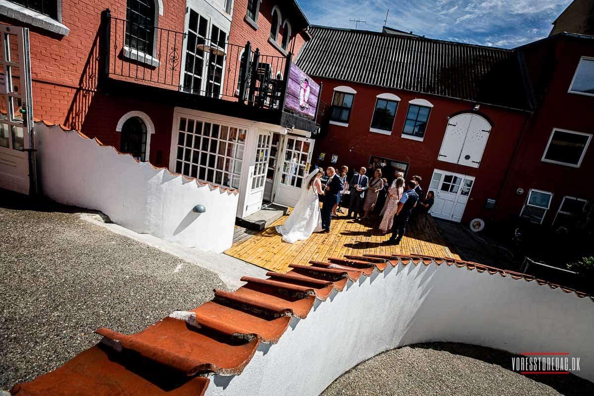 Bryllupsbilleder i Nordjylland