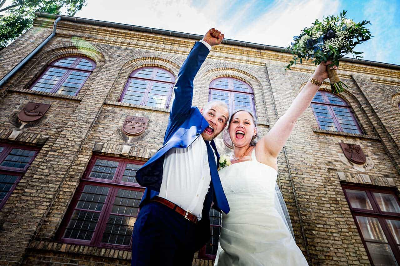 Bryllup i Hjørring og Løkken