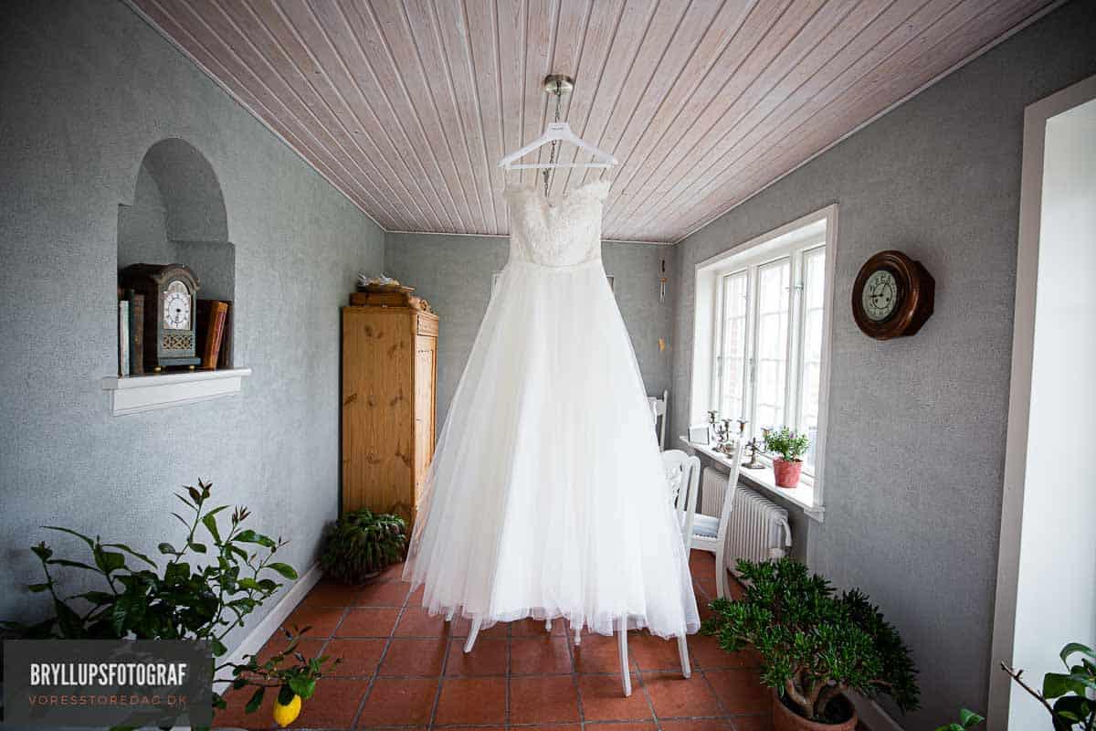 Bryllup i Østjylland