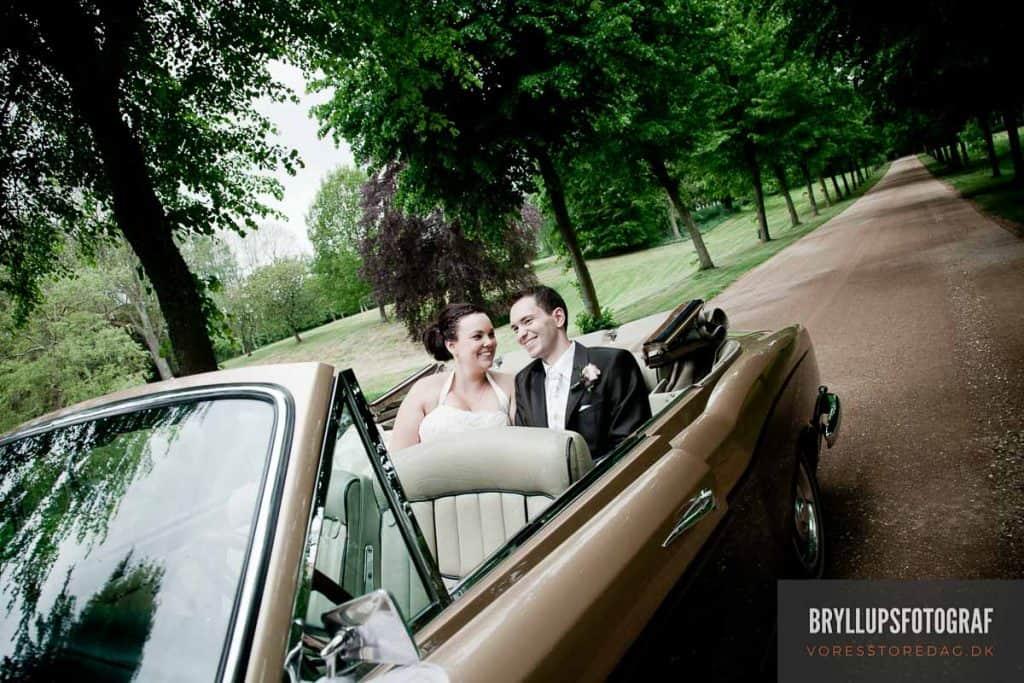 Niels Bugges Hotel og kro bryllup