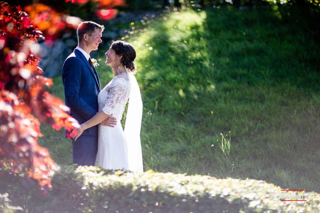 Bryllup Thors Mølle ved Aarhus