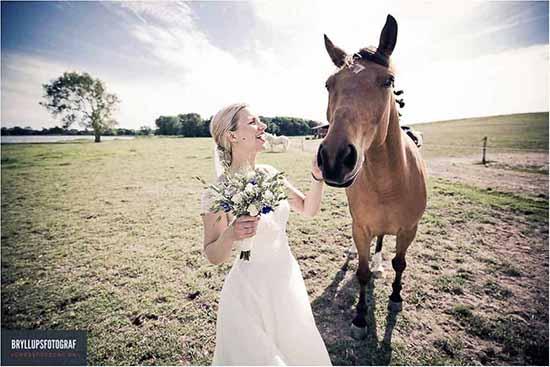 bryllupsgave til bruden