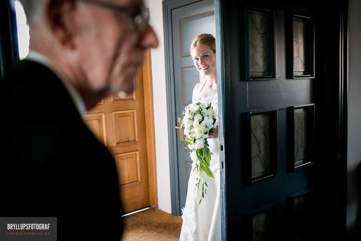 Ballebro færgekro bryllup / billeder og bryllupsfotografering