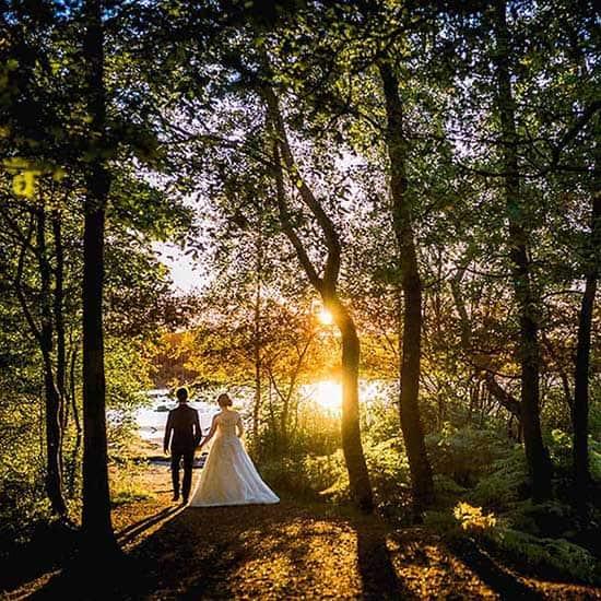 Feststeder omkring Silkeborg - Bryllupsforberedelser