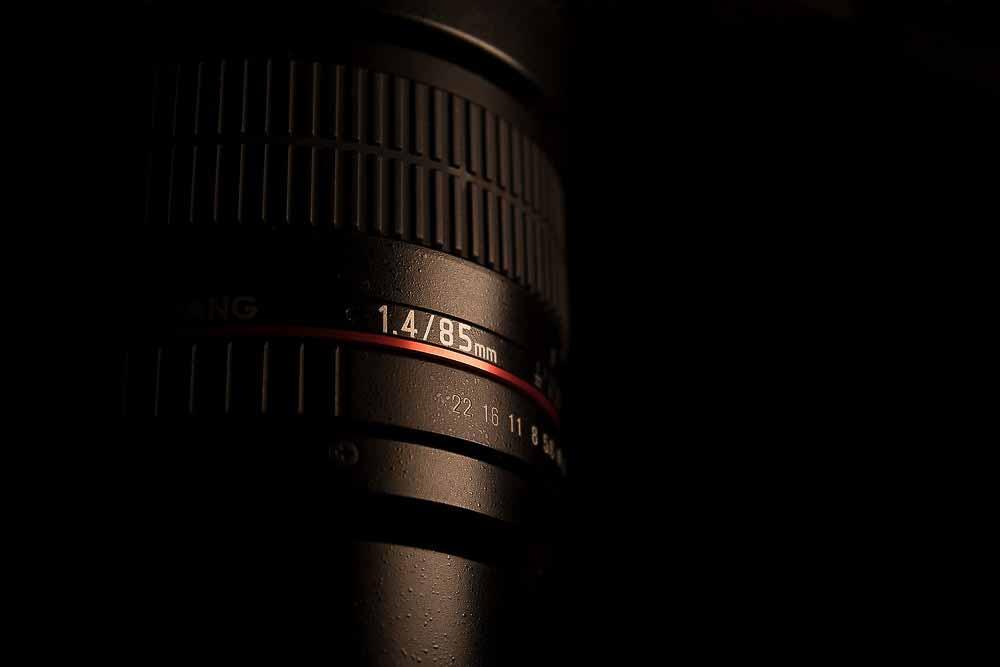 kamera og objektiver til bryllup