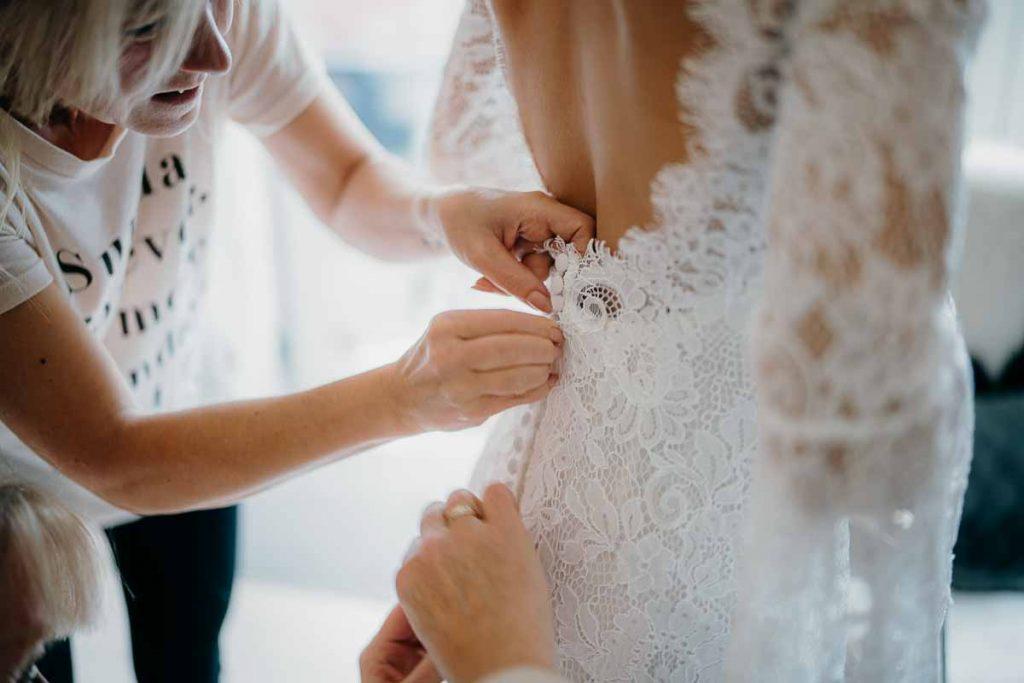brudens forberedelse Esbjerg
