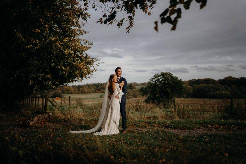 Smukke omgivelser til bryllup