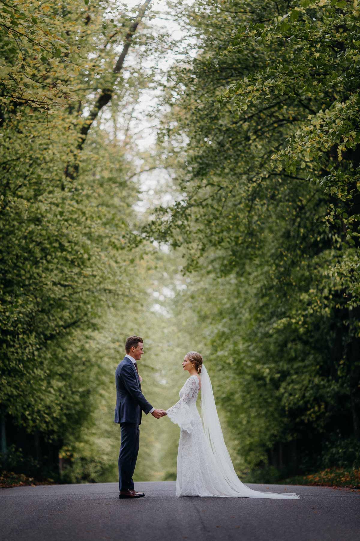 Bryllup ved Esbjerg