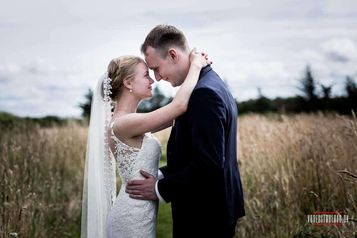 Odense bryllup