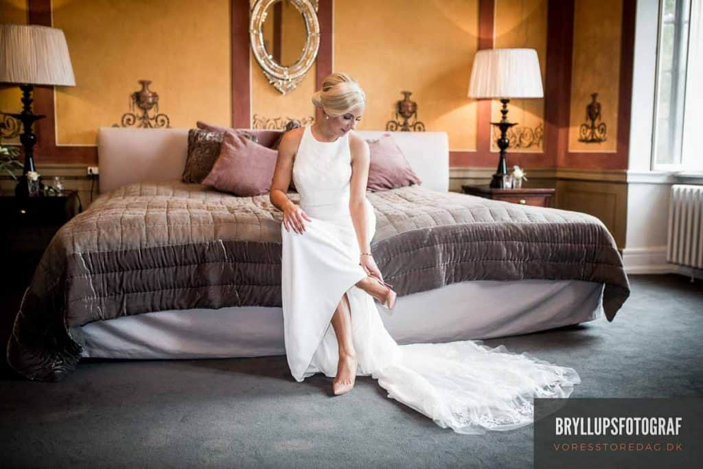 holckenhavn slot bryllup pris