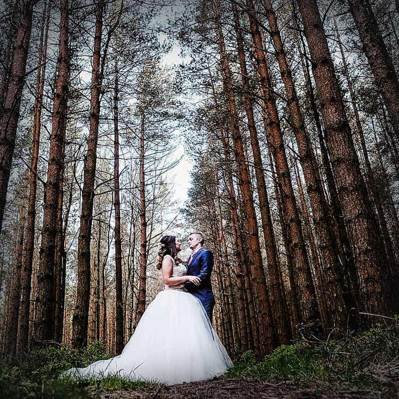 bryllupsbilleder danmark