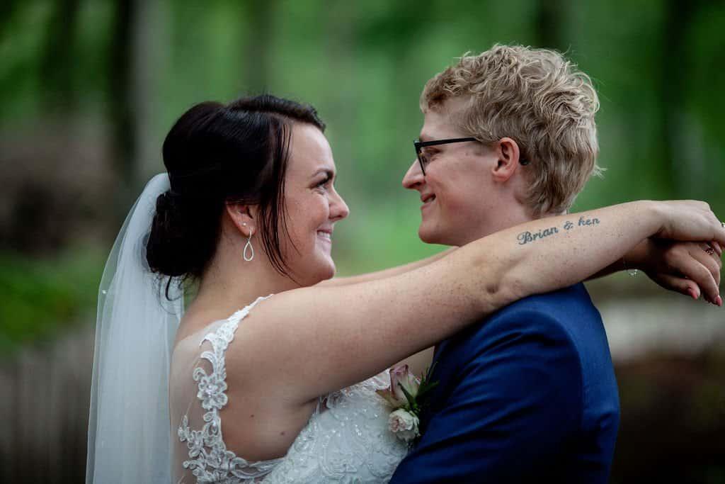 Billeder af bryllupsfotograf esbjerg bryllup