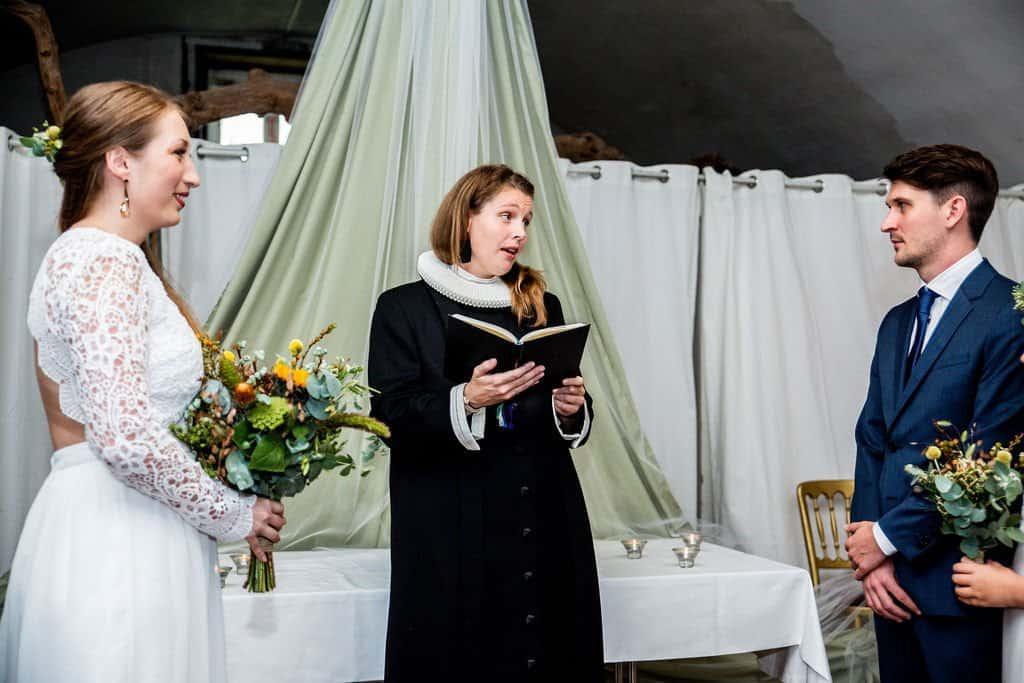 bryllup afholdes i hjertet af København