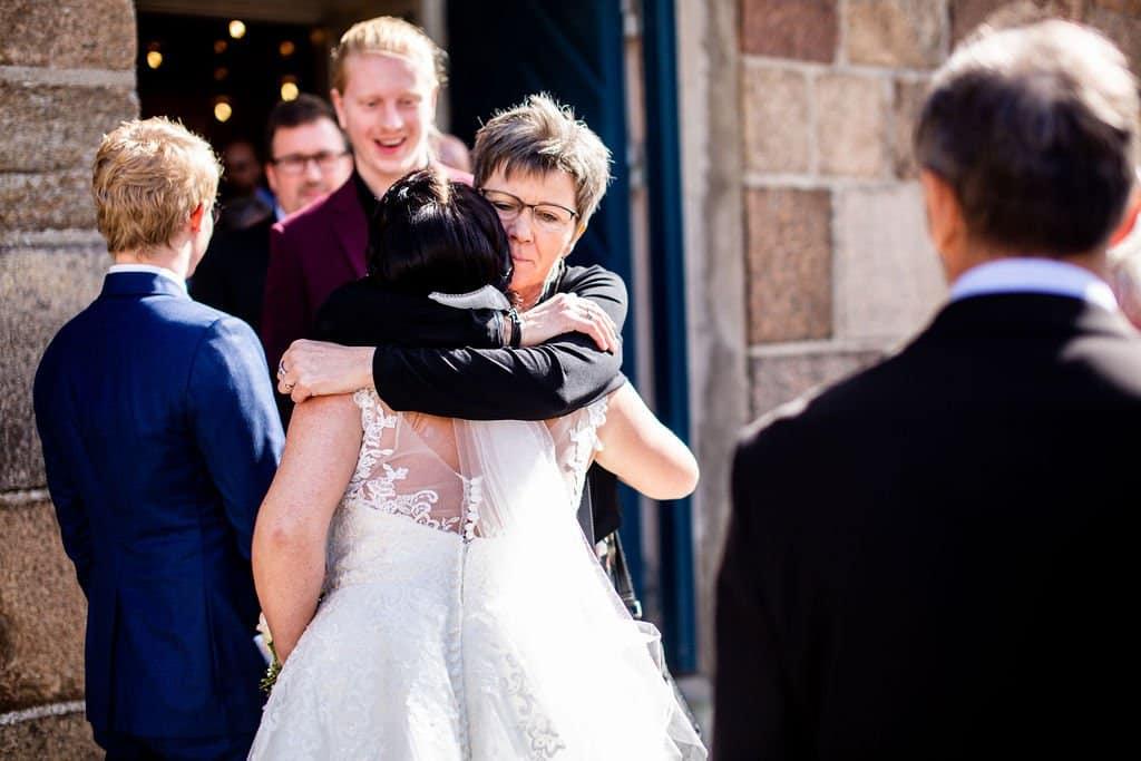 brudepar Esbjerg