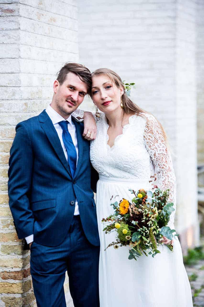 Professionel bryllupsfotograf med base i København