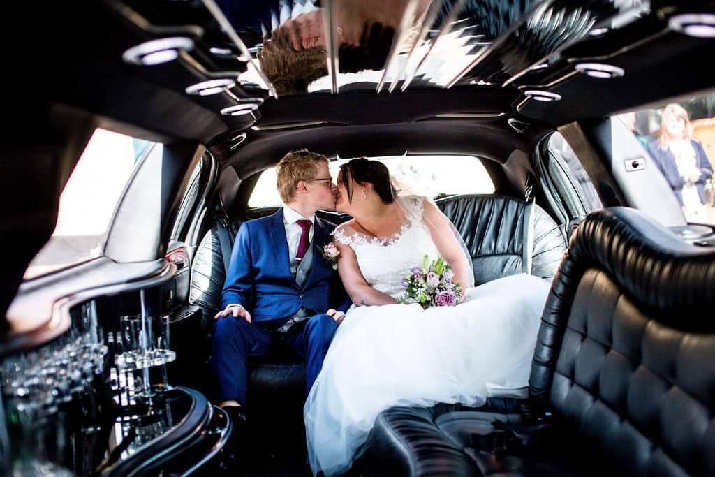 Bryllup med overnatning Jylland i naturskønne omgivelser