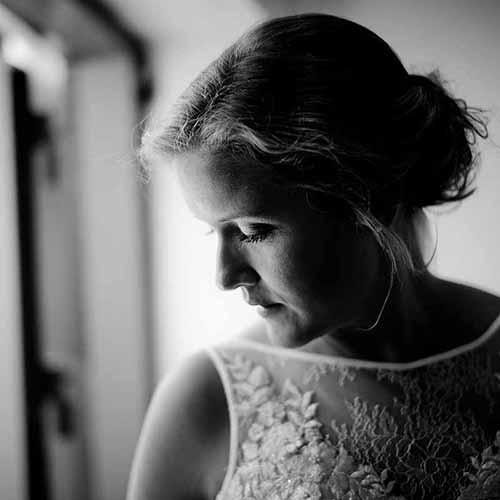 bruden alene