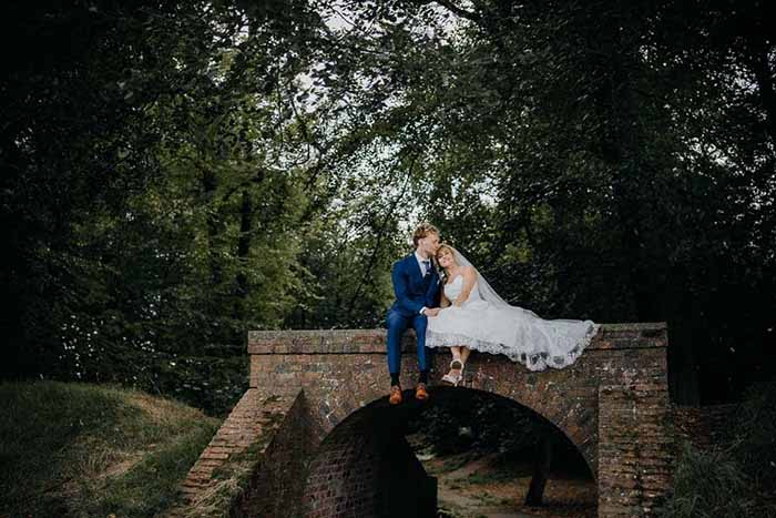bryllupsfotograf Odense pris