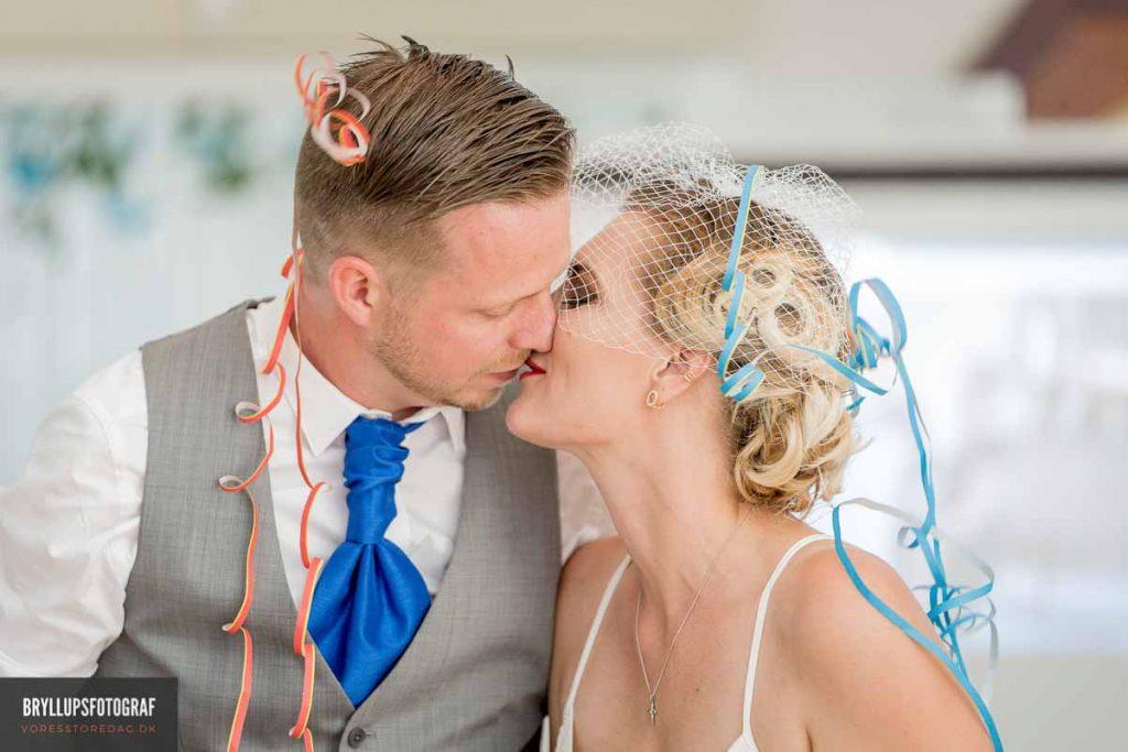Bryllupsreportage og heldagsfotografering